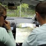 Duitsland-auto-rijden