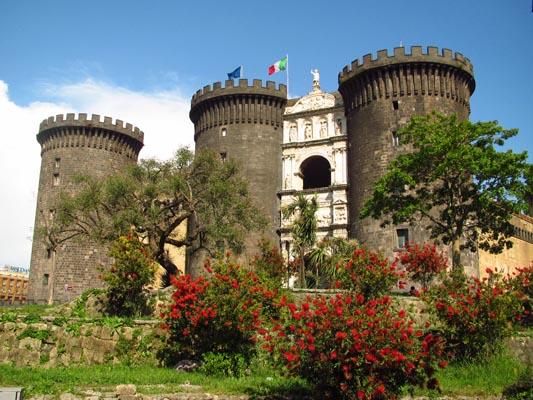 napels-kasteel