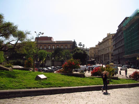 napels-plein