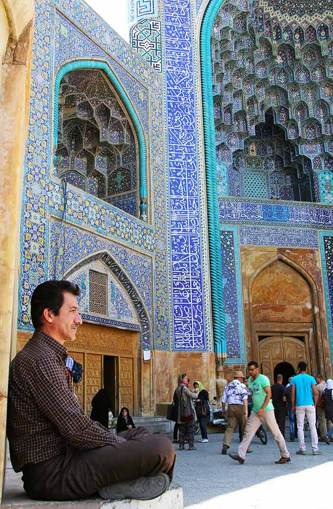 isfahan-moskee