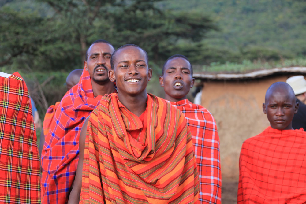 masai-mara-village