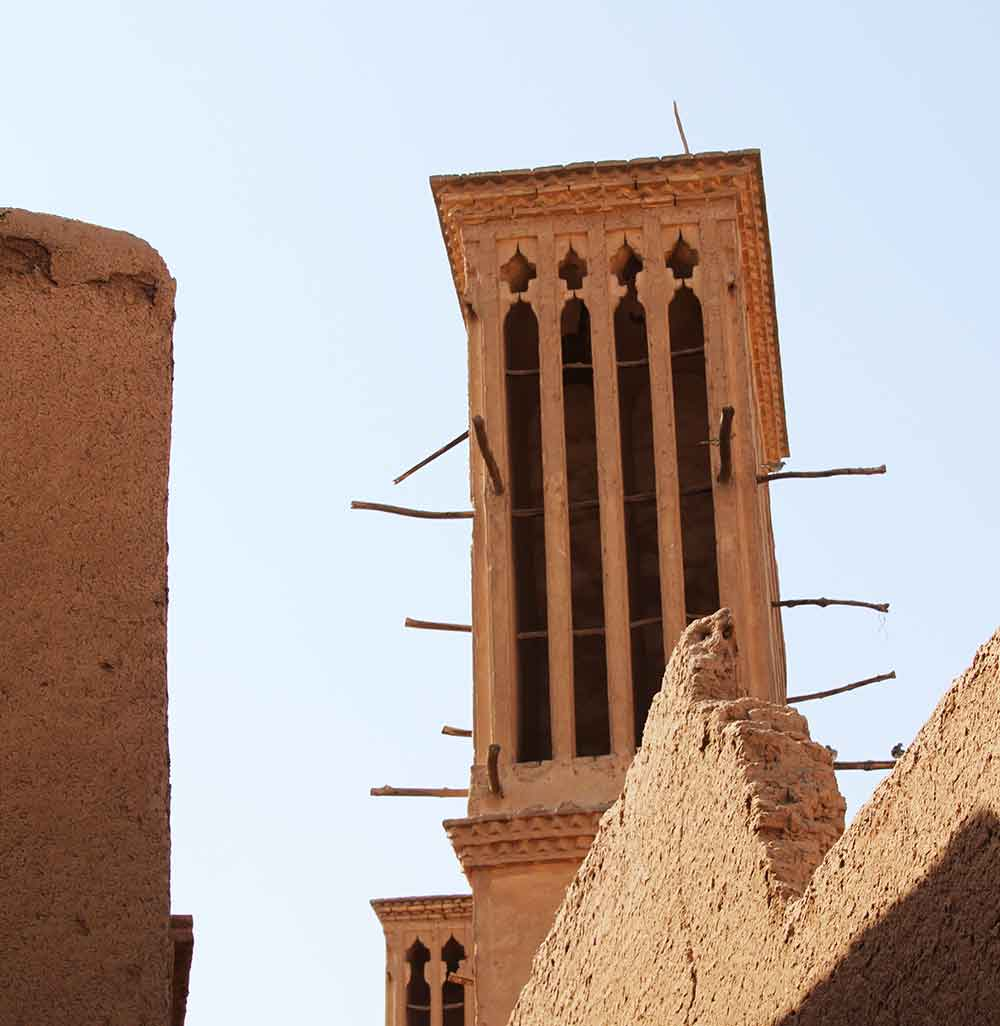 yazd-windtoren