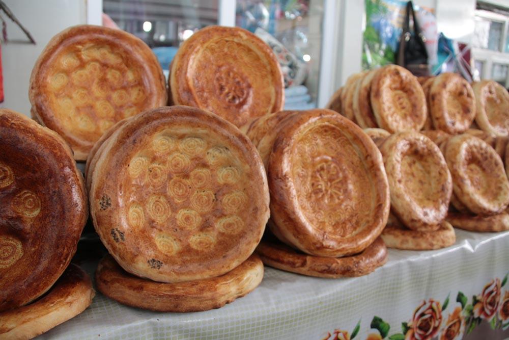 Shymkent old bazaar
