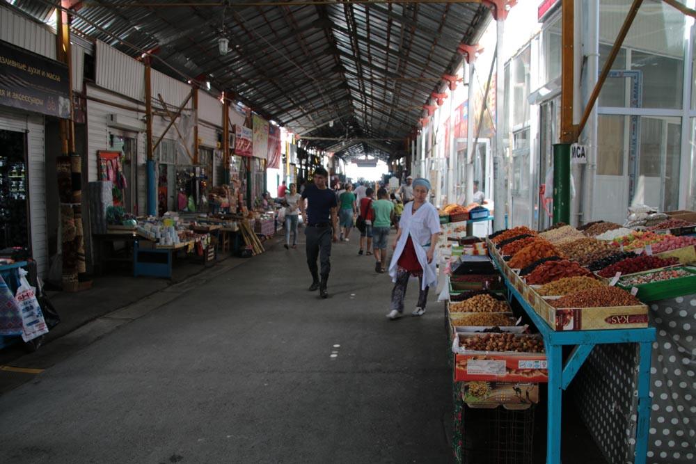 Shymkent old bazar
