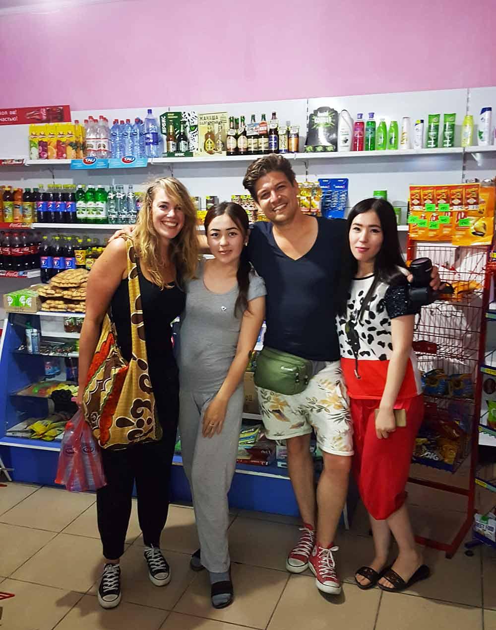 Shymkent-vrienden