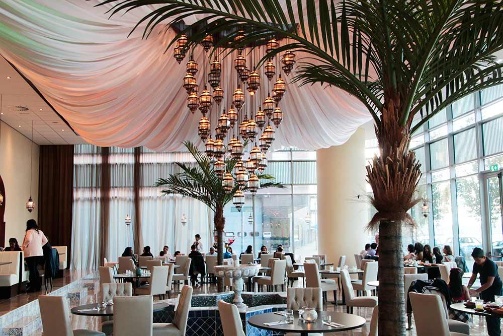 Perzisch Tapijt Rotterdam : Helai afghaans restaurant rotterdam de reizende vegetariër