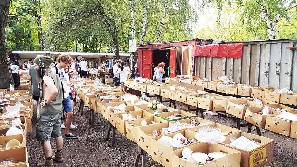 stedentrip-berlijn-mauerpark-vlooienmarkt