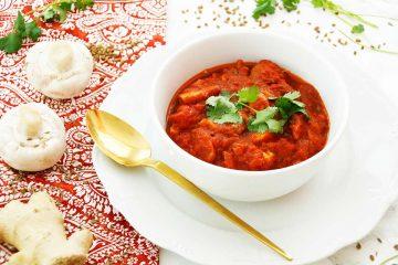 champignon-butter-masala