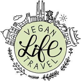 Vegan Travel Life logo